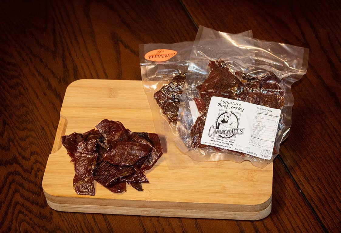 Original Recipe Beef Jerky