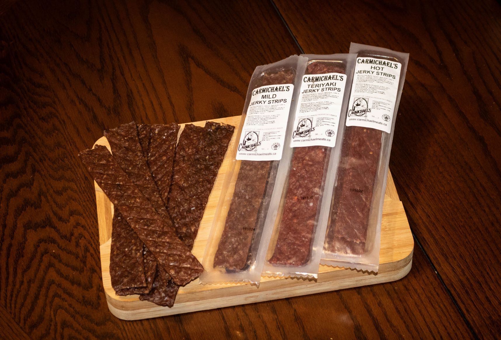 Regular/Mild Beef Jerky